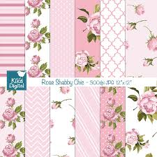 free scrapbook paper shabby chic google search vintage