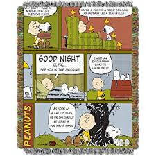 throw by the peanuts brown brown christmas 48