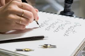 start a calligraphy business and side hustle in style nice handwriting pays off how to start a calligraphy side job
