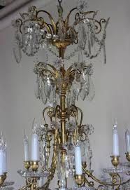 Antique Baccarat Chandelier Antique Baccarat Chandelier Norfolk Decorative Antiques