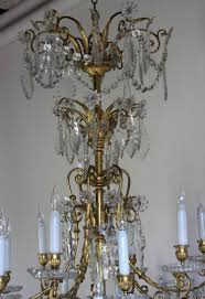Bacarat Chandelier Antique Baccarat Chandelier Norfolk Decorative Antiques