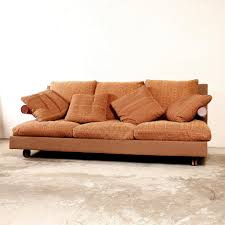 large three seater baisity sofa by antonio citterio for b u0026b italia