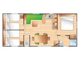 mobile home 3 chambres mobil home avec 3 chambres en sud ardèche