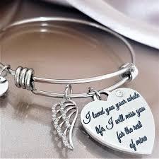 bracelet life images For the rest of my life angel wing bracelet linda 39 s stars jpg
