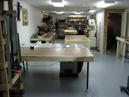 small woodworking shop floor plans john u0027s basement woodshop shop tour sean u0027s taste pinterest