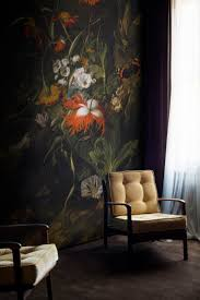 best 25 flower mural ideas on pinterest wall mural murals and a forest floor still life of flowers mural by rachel ruysch