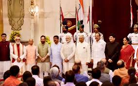 10 Cabinet Ministers Of India All You Need To Know About Major Cabinet Reshuffle In 10 Points