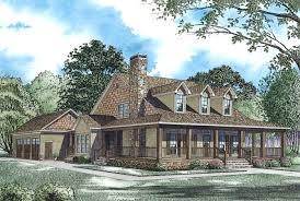 house plans with front porch 4 bedroom 3 bath cabin lodge house plan alp 09rh allplans