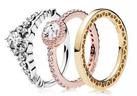 Pandora Wedding Rings by Pandora Jewelry Elisa Ilana