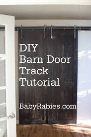 Home Decor Barn Hardware Sliding Barn Door Hardware 10 by Diy Barn Door Track Tutorail Diy Barn Door Barn Doors And Barn