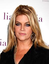 kirstie alley long side part kirstie alley hair looks stylebistro