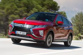 new mitsubishi eclipse new mitsubishi eclipse cross 2017 review auto express