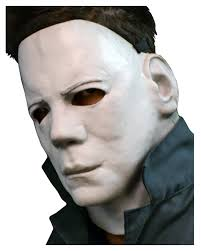 michael myers mask original halloween michael myers halloween mask half 2 horror mask karneval universe