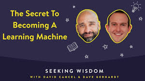Seeking Text Episode 1 The Secret To Becoming A Learning Machine Episode