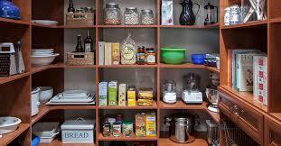 Kitchen Pantry Shelving by Kitchen Pantry Pantry Organizers Kitchen Shelving