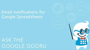 Google Spreadsheet Email Notifications For Google Spreadsheets Bettercloud Monitor