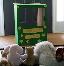 Decorate Cardboard Box Oliver Off The Shelf