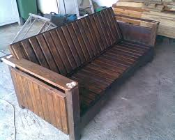 bench made out of pallets bench from a door a bed and pallets by dimitrios lumberjocks