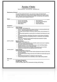 How To Make The Perfect Resume For Free Example Of Perfect Resume Resume Example And Free Resume Maker