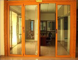 Patio Doors Wooden Wood Sliding Glass Doors Peytonmeyer Net