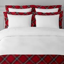 Red Bedding Luxury Duvet Covers U0026 Shams Williams Sonoma