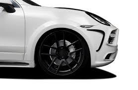 Porsche Cayenne 958 Body Kit - 11 14 porsche cayenne af 4 aero function gfk 24 pcs full wide
