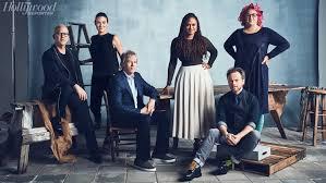 Round Table Kerman Drama Showrunner Roundtable Ryan Murphy Jenji Kohan Ava