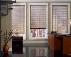window treatments with blinds