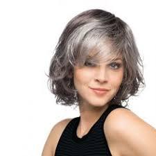 grey streaks in hair image result for chic grey streak hair nice hair pinterest
