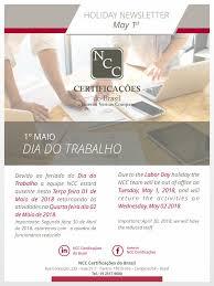 bureau veritas brasil ncc newsletter ncc certificações