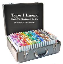 copic marker storage type 1 organizer for copic art carrying