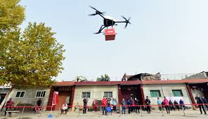 jd com launches drone delivery on china u0027s singles u0027 day
