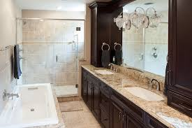 bathroom designs nj the most three bathroom remodels in a basking ridge home skydell