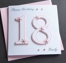 handmade 18 birthday cards best 25 18th birthday cards ideas on