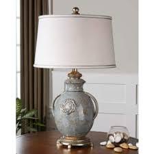 Vase Table Lamp Blue Uttermost Table Lamps Shop The Best Deals For Nov 2017