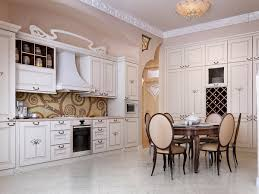 kitchen beautiful antique white kitchen cabinets with marble