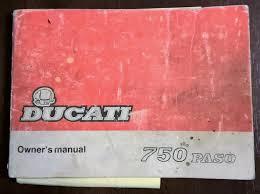 1988 ducati paso 750 1 of 55 produced