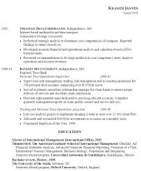 Mergers And Inquisitions Resume Template Mergers And Inquisitions Investment Banking Resume Template 10