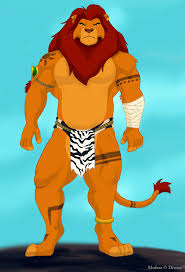 King Mufasa By Lionbeef On Deviantart Mufasa King