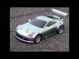rc nissan 350z iridescent paint youtube