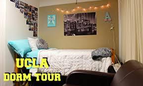 Ucla Housing Floor Plans Ucla Dorm Tour Youtube