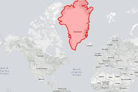 the map the true size map lets you move countries around the globe to