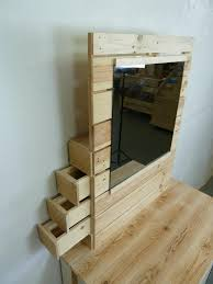 best 25 pallet vanity ideas on wood pallets pallet
