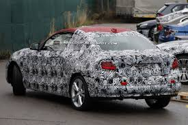 spy shots meet the all new bmw 2 series coupe the 4 series