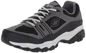 skechers tennis shoes with memory foam skechers for work 77019