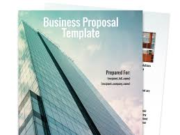 free business proposal templates