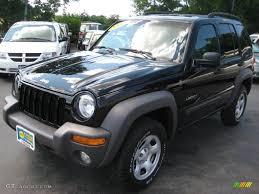 jeep 2005 liberty 2005 black clearcoat jeep liberty sport 4x4 67213553 photo 18