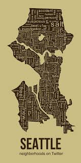 Seattle Neighborhood Map All Sizes Seattle Neighborhoods On Twitter Flickr Photo Sharing