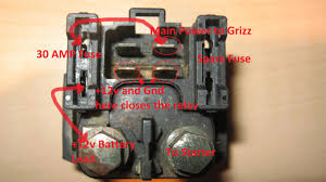 raptor 660 fuse box raptor switch parts accessories polaris atv