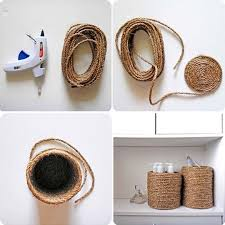 easy diy projects for home get creative with these 25 easy diy rope projects for your home now
